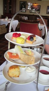afternoon tea lough erne resort cake stand