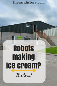 Robots making ice cream? It's true!