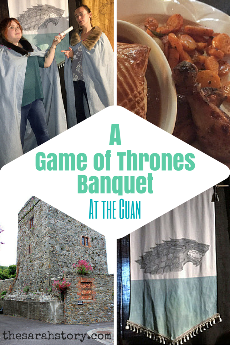 A Game of Thrones banquet located in the heart of Northern Ireland