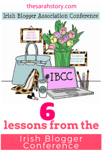 6 lessons from the Irish Blogger Conference