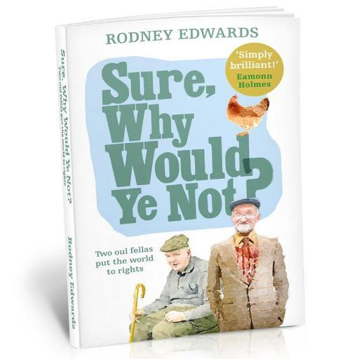 northern irish sayings rodney edwards