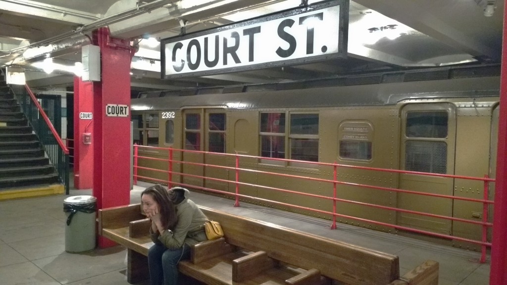 mta museum new york city subway