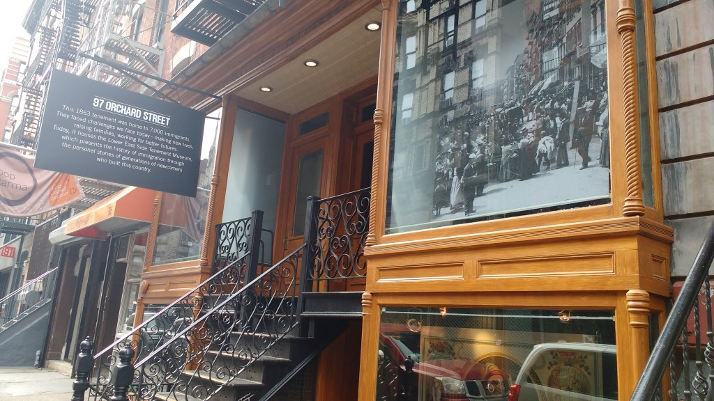 tenement museum new york city
