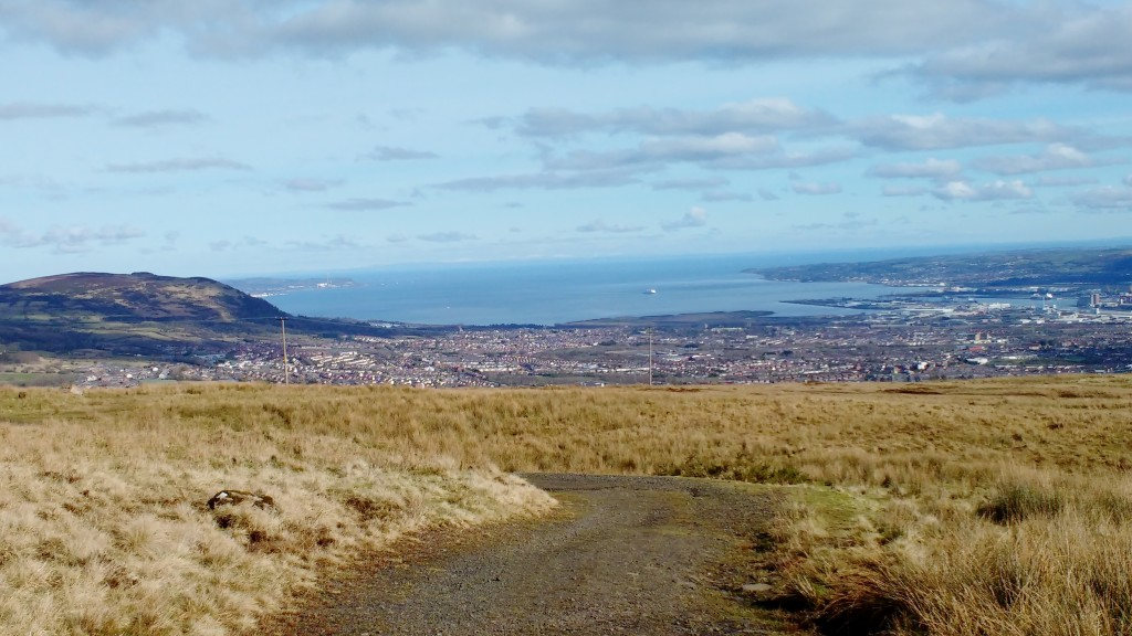 divis black mountain belfast ough harbour