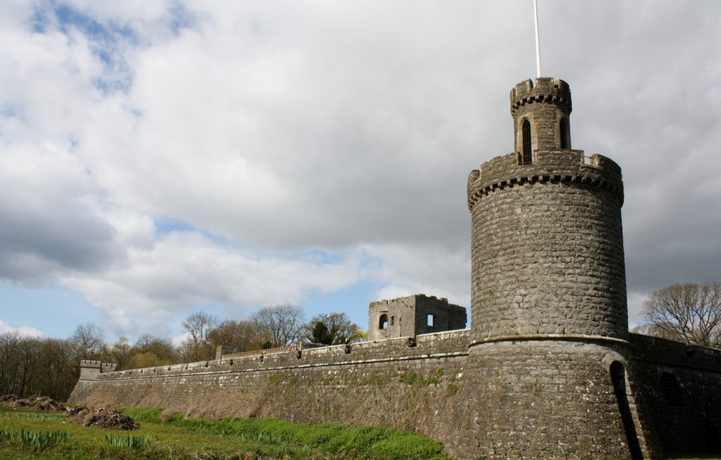 game of thones locations shanes castle