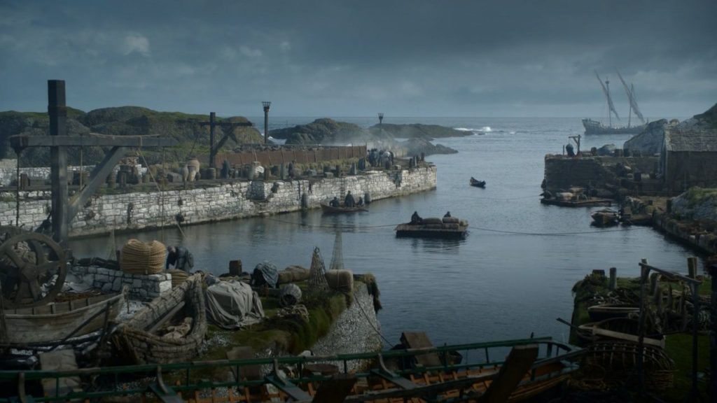 game of thrones locations ballintoy harbour
