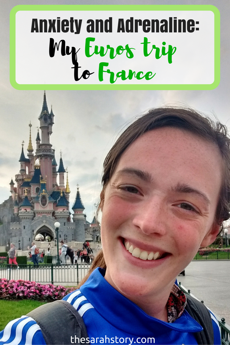 How a solo trip for football in France helped me in many ways.