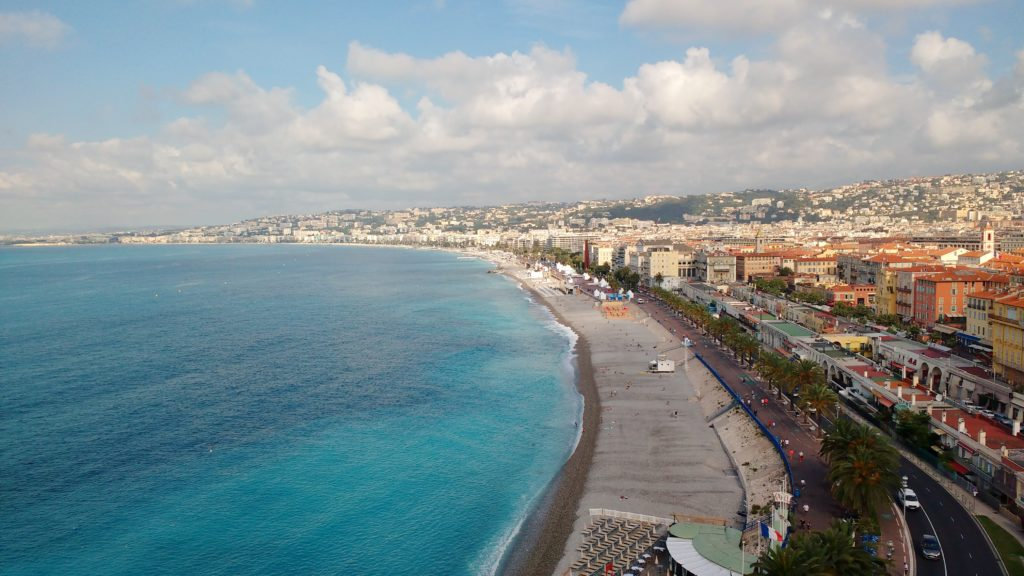 euros 2016 france nice viewpoint beach