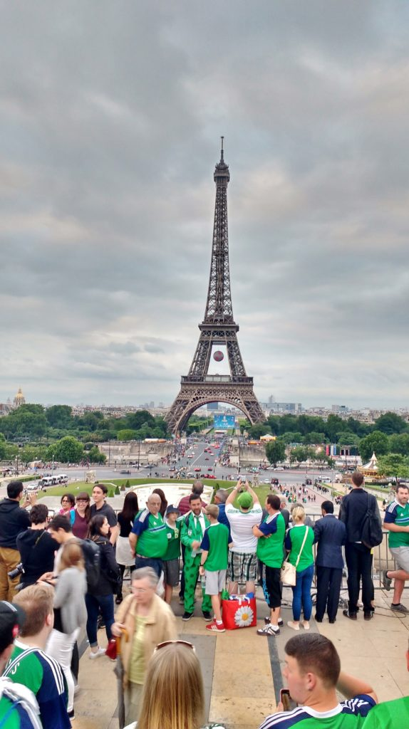euros 2016 france eiffel tower