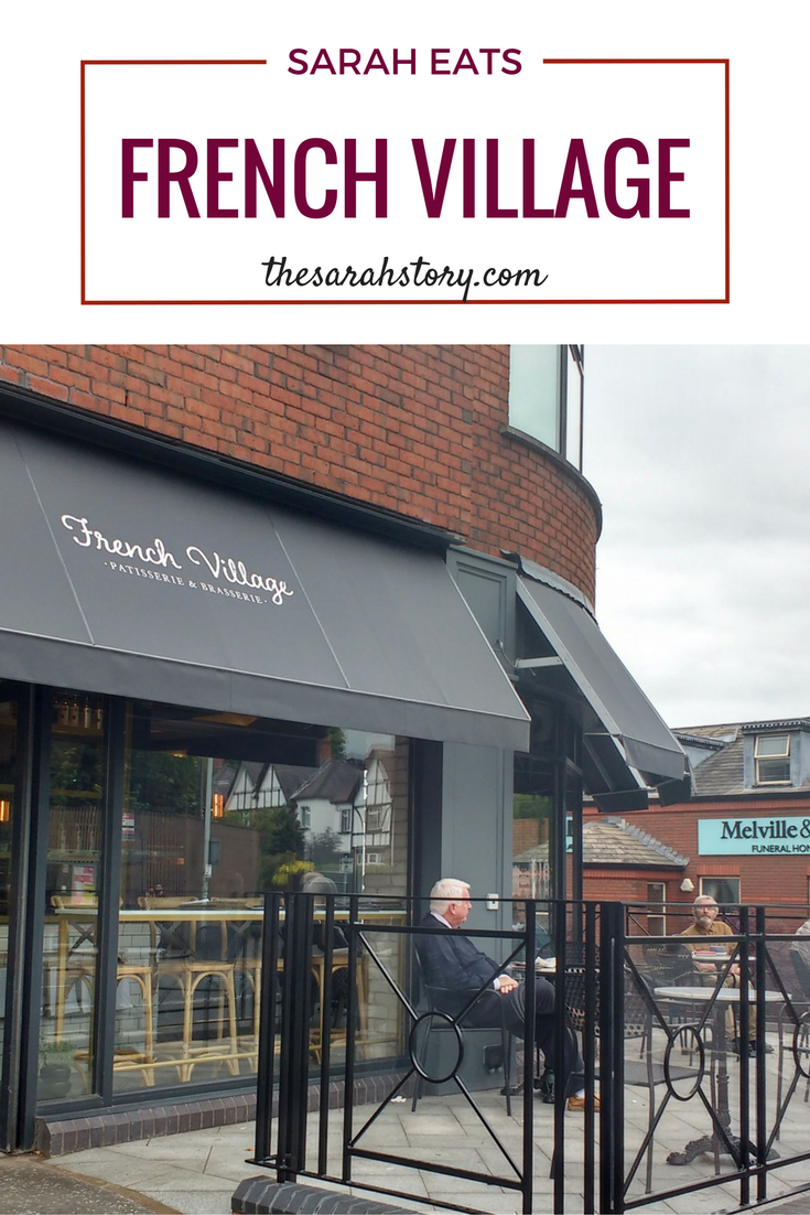 There is a little patisserie called French Village on the Lisburn Road in Belfast...
