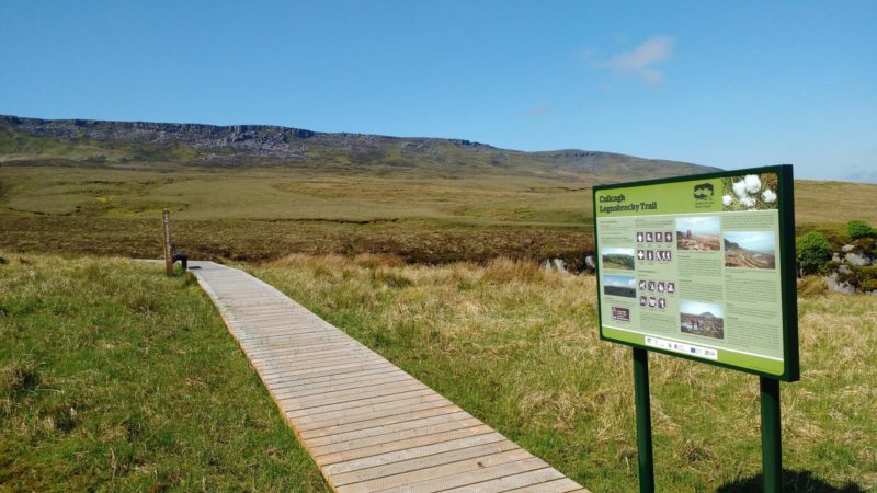cuilcagh mountain co fermanagh cavan
