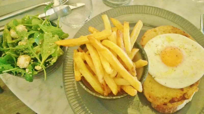 french village lisburn road belfast croque madame