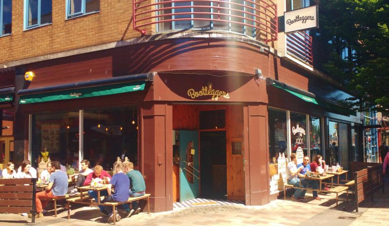 bootleggers belfast outdoors